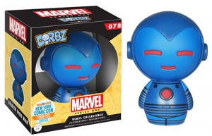 Stealth Armor Iron Man Dorbz