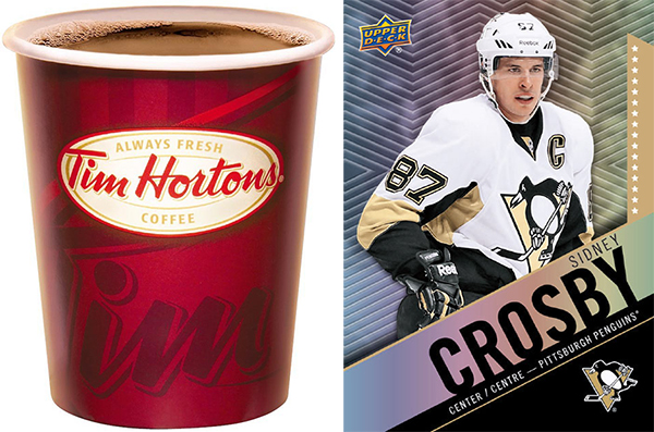 Tim Hortons Hockey Cards Header