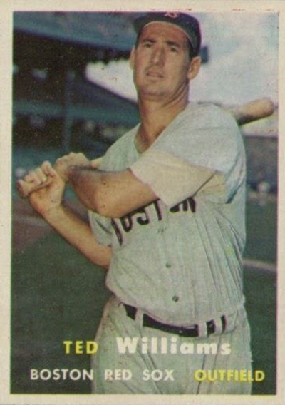 1957 Ted Williams