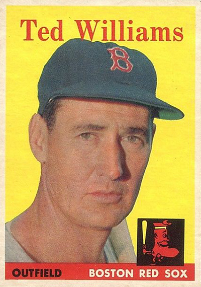 1958 Ted Williams
