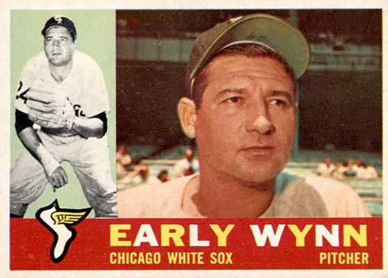 1960 Early Wynn