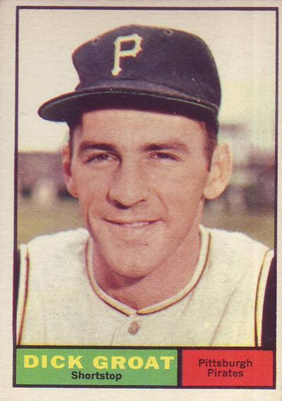 1961 Dick Groat