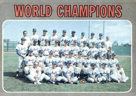 1970 World Champions