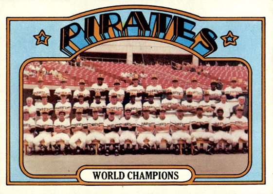 1972 World Champions