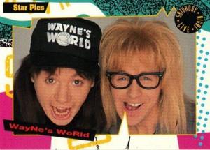 1992-Star-Pics-Saturday-Night-Live-Waynes-World