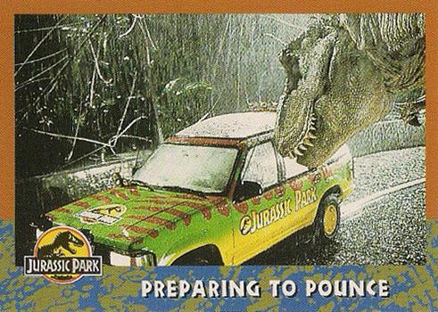 1993 Jurassic Park Base