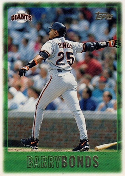 1997 Barry Bonds