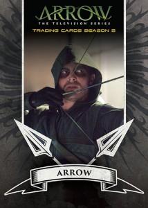 2015 Cryptozoic Arrow Season 2 Archers