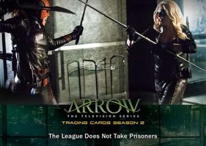 2015 Cryptozoic Arrow Season 2 Base