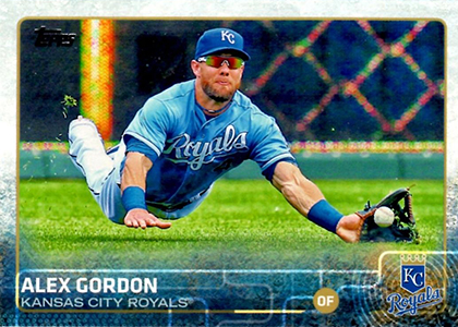 2015 T 456 Alex Gordon