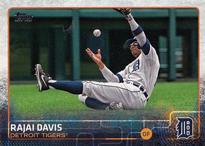 2015 T 518 Rajai Davis