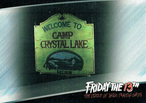2003 Friday the 13th Legend of Jason Preview Base B
