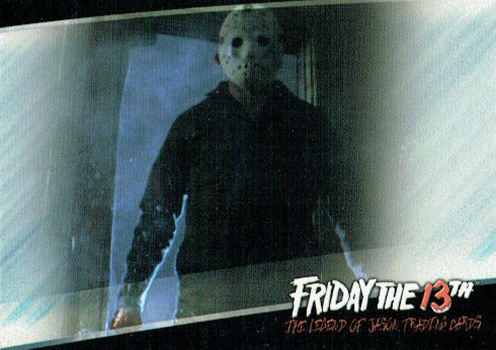 2003 Friday the 13th Legend of Jason Preview Base