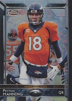 2015 TCh Var 100 Peyton Manning