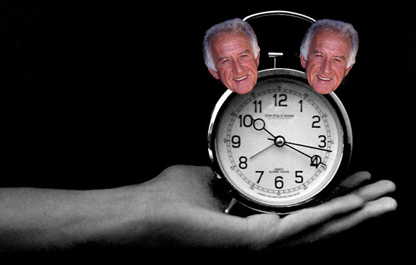 Uecker alarm clock
