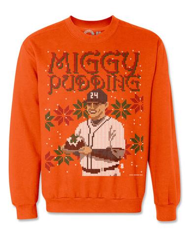 Jose Bautista's Bat Flip Makes for an Epic Christmas Sweater