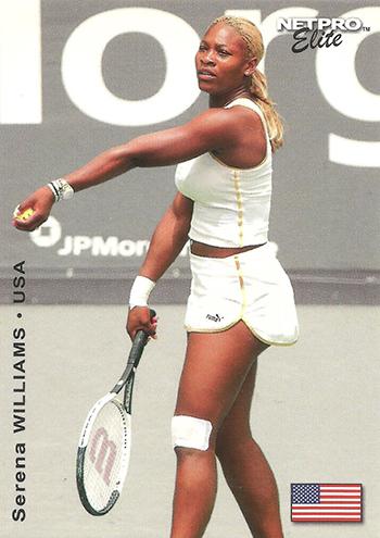 2003 NetPro Elite Serena Williams