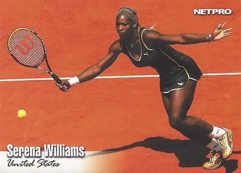 2003 NetPro Serena Williams 1