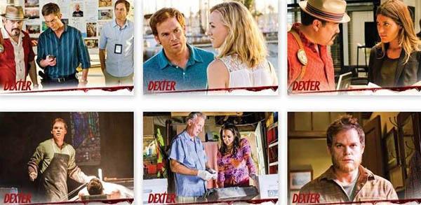 2016 Breygent Dexter Seasons 7 and 8 Base