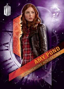 2016 Topps Doctor Who Timeless Companions Across Time