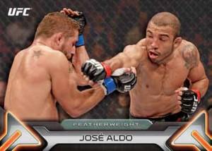 2016 Topps UFC Knockout Base Jose Aldo