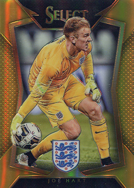 15 Sel Var 30 Joe Hart Orange