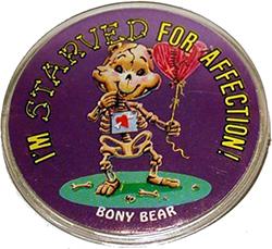 1985 Gross Bears Bony Bear