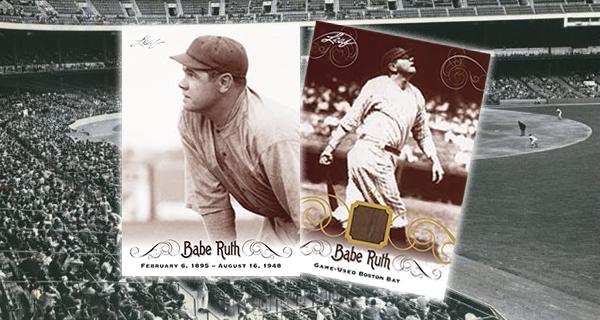 2016 Leaf Babe Ruth Header