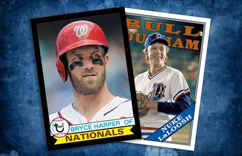 2016 Topps Archives Baseball Header
