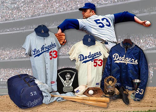Don Drysdale Collection Header