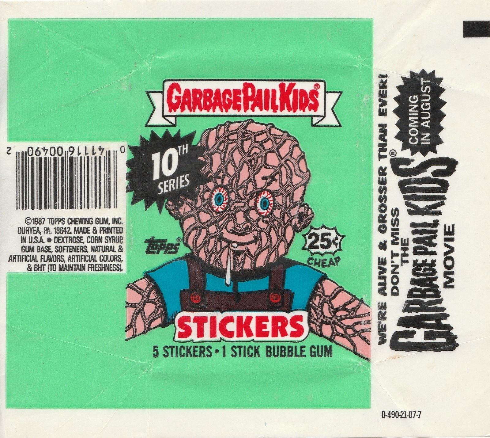 GPK Wrappers Series 10