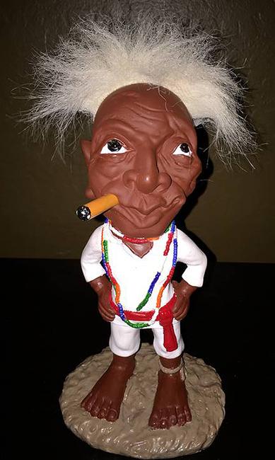Jobu Bobblehead Figure B