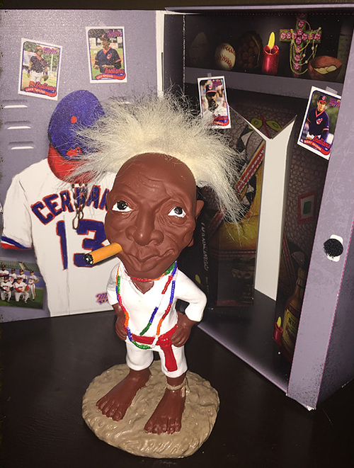 Jobu Bobblehead Figure