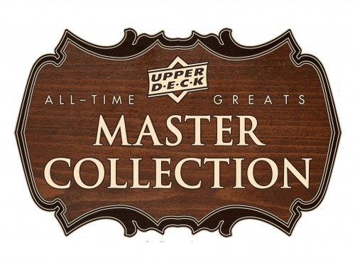 2016 Upper Deck All-Time Greats Master Collection