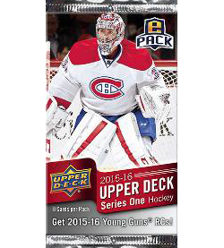 Upper Deck e-Pack Store feature