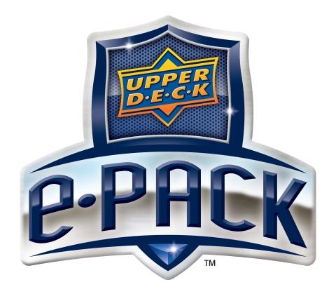 Upper Deck ePack Logo