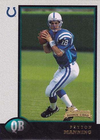 1998 Bowman Manning