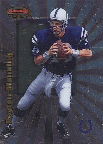 1998 Bowmans Best Manning