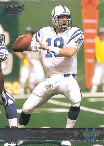 1998 Pacific Manning