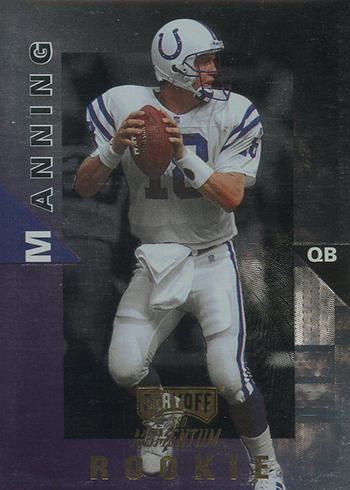 1998 Playoff Momentum Hobby Peyton Manning