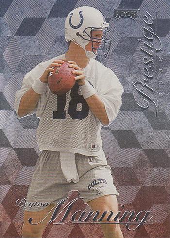1998 Playoff Prestige Hobby Manning
