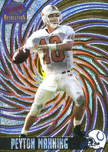 1998 Revolution Peyton Manning