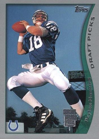 1998 Topps Season Opener Manning