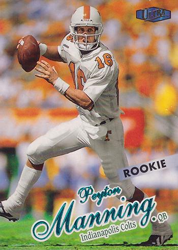 1998 Ultra Peyton Manning