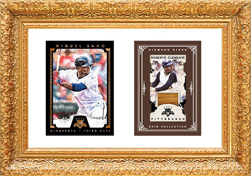 2016 Panini Diamond Kings Header