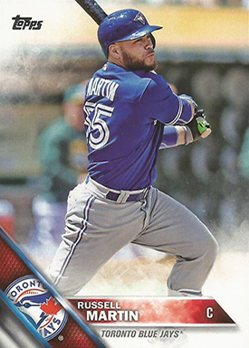 2016 T 261 Russell Martin