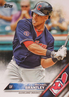 2016 T 8 Michael Brantley