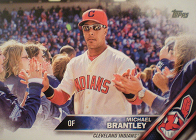 2016 T Var 8 Michael Brantley SSP