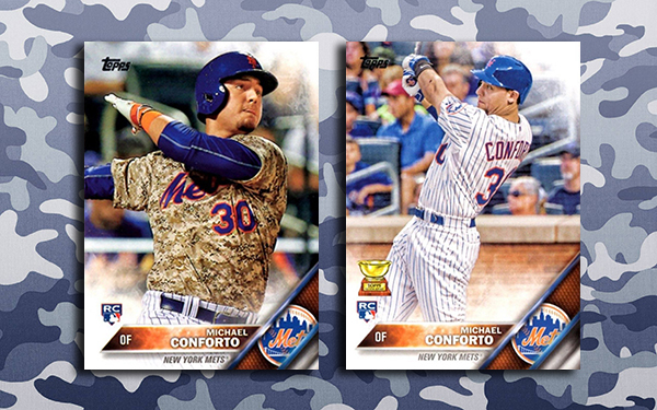 2016 Topps Series 1 Baseball Variations Header