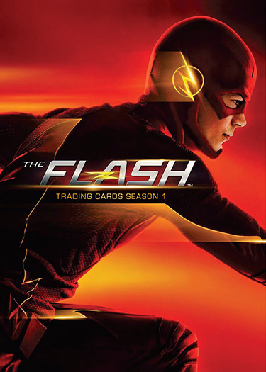 Flash Season 1 Promo Card P1